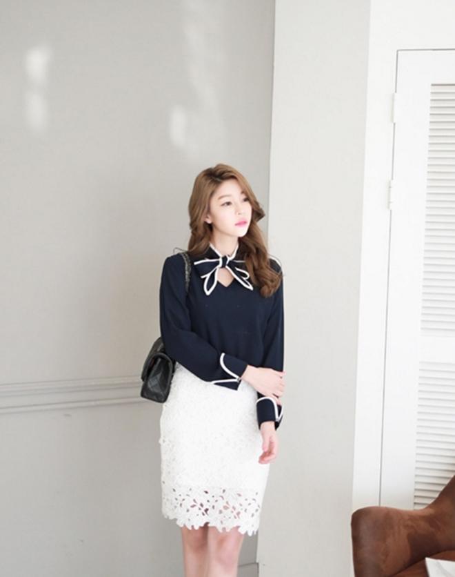 Cùng bật mí bí quyết mặc đồ thế nào để sành điệu hơn nơi công sở - hình 1 - zeeuni.com