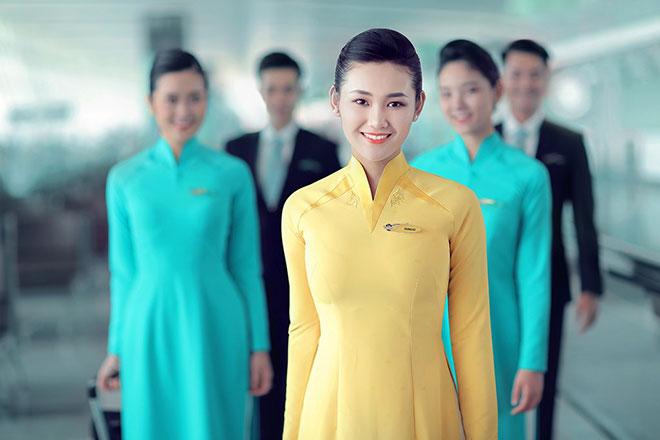 Mẫu đồng phục mới được đánh giá cao về vẻ ngoài hiện đại, gọn gàng hơn so với mẫu trước.