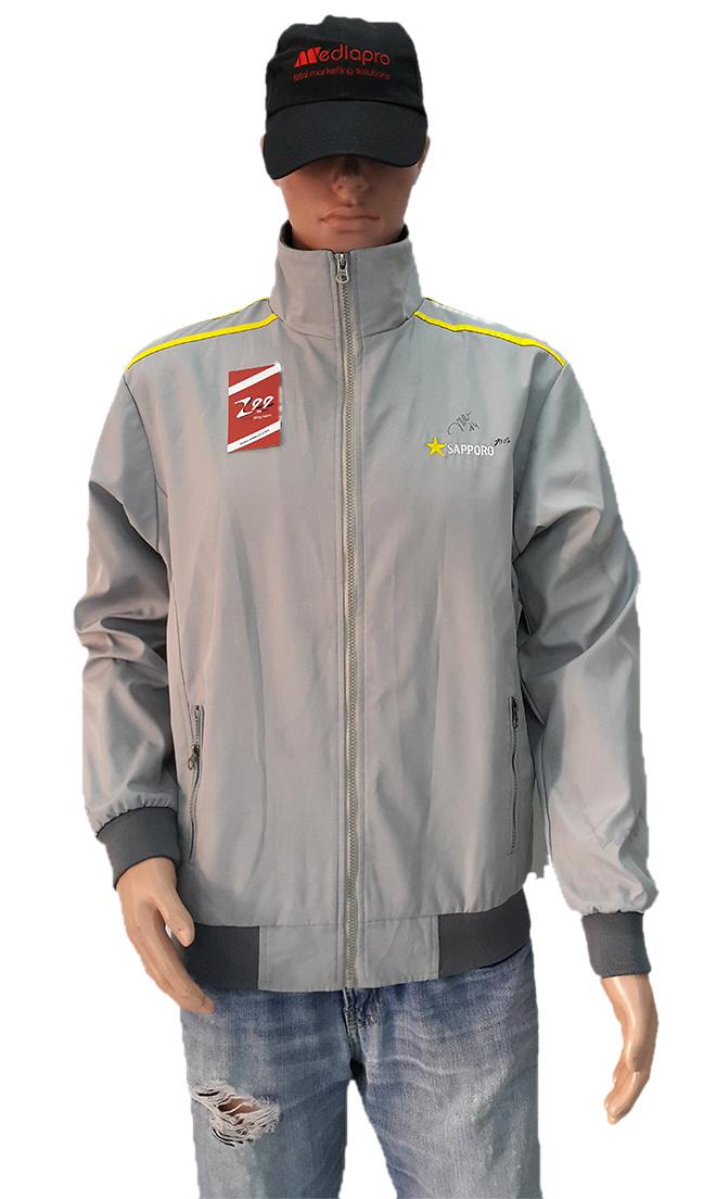 Đồng phục áo khoác saporo - hình 1 - zeeuni.com