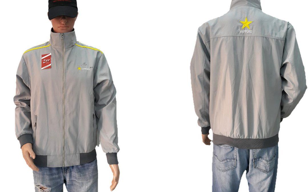 Đồng phục áo khoác Saporo