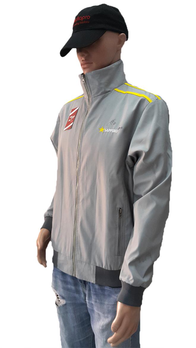 Đồng phục áo khoác saporo - hình 2 - zeeuni.com