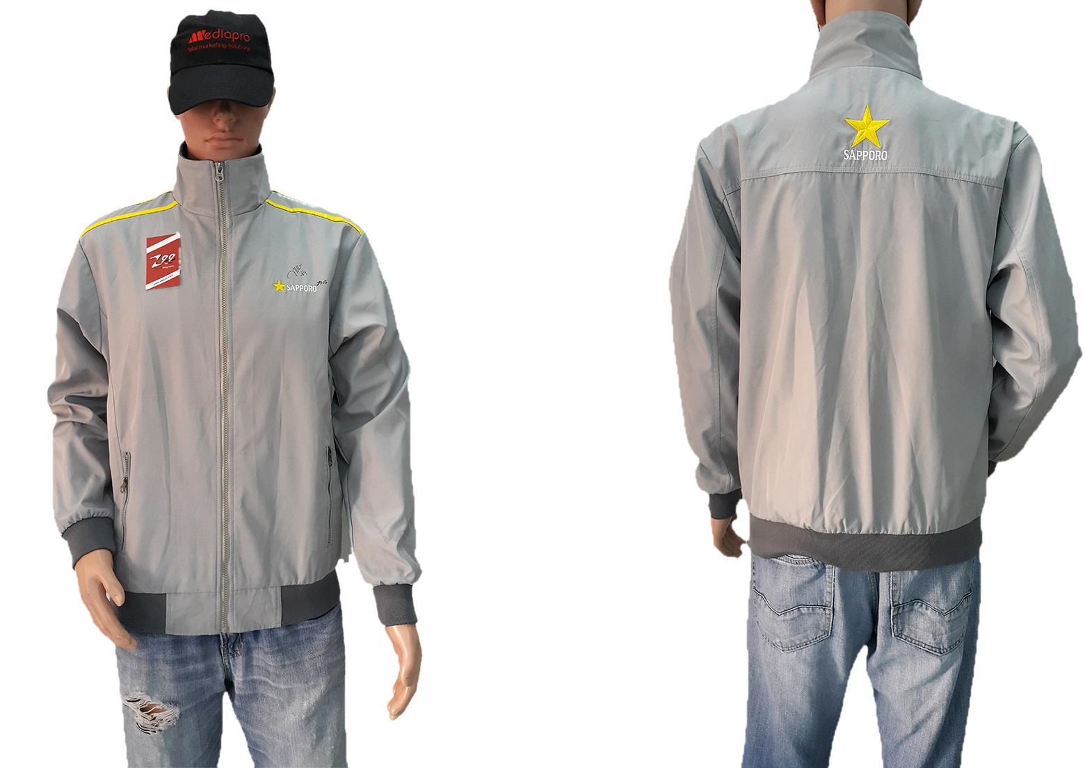 Đồng phục áo khoác Saparo - zeeuni.com