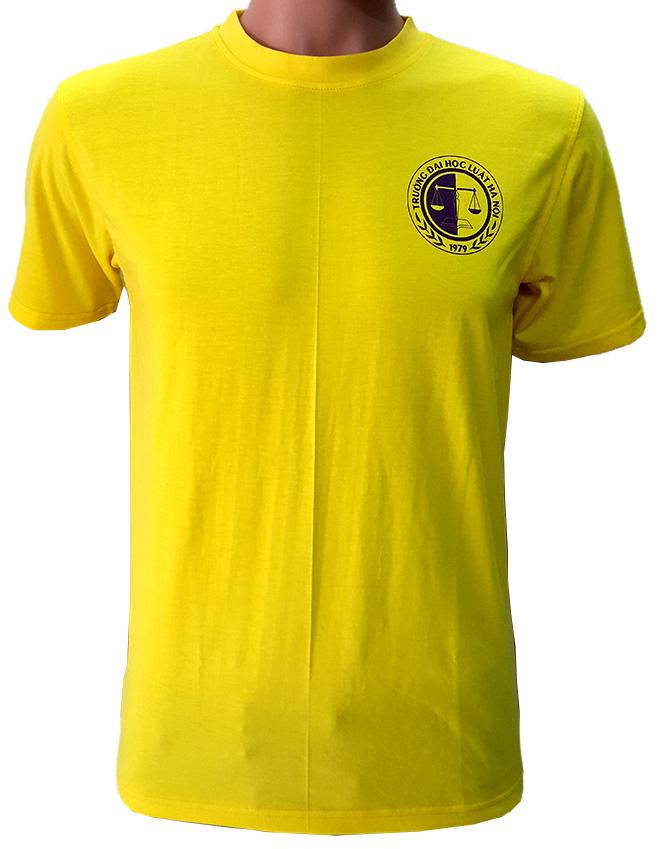 Đồng phục áo nhóm cựu sinh viên - 1 - màu vàng - zeeuni.com