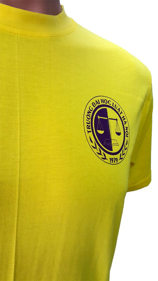 Đồng phục áo nhóm cựu sinh viên - 2 - màu vàng - zeeuni.com