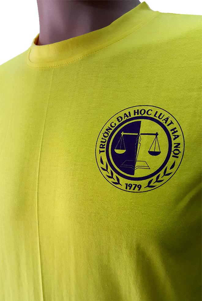 Đồng phục áo nhóm cựu sinh viên - 3 - màu vàng - zeeuni.com
