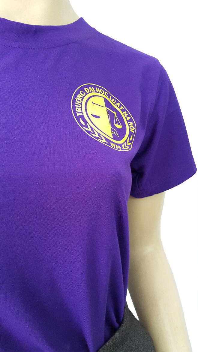 Đồng phục áo nhóm cựu sinh viên - màu tím -2- zeeuni.com