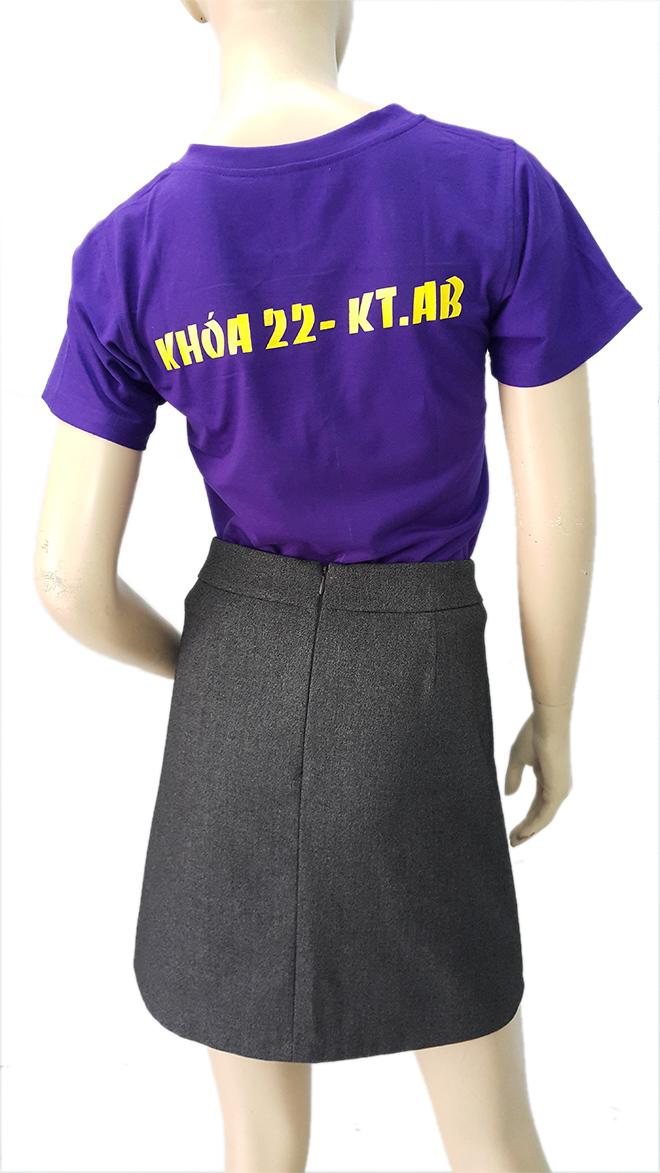 Đồng phục áo nhóm cựu sinh viên - màu tím -3- zeeuni.com