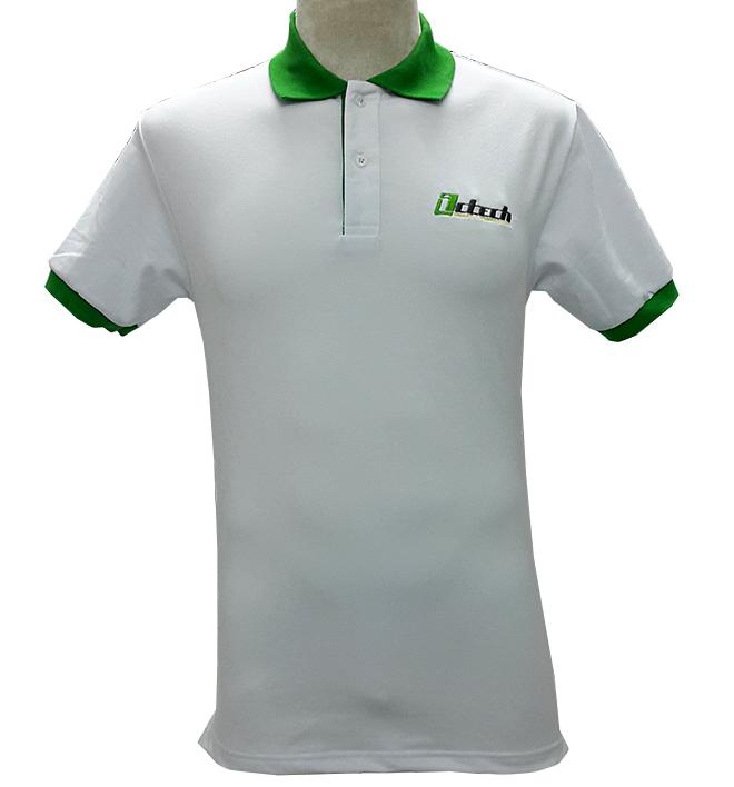 Đồng phục áo thun của công ty Công Nghệ Đông Dương - hình 2 - zeeuni.com/dong-phuc-cong-so