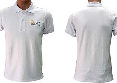 Áo thun của công ty Acare