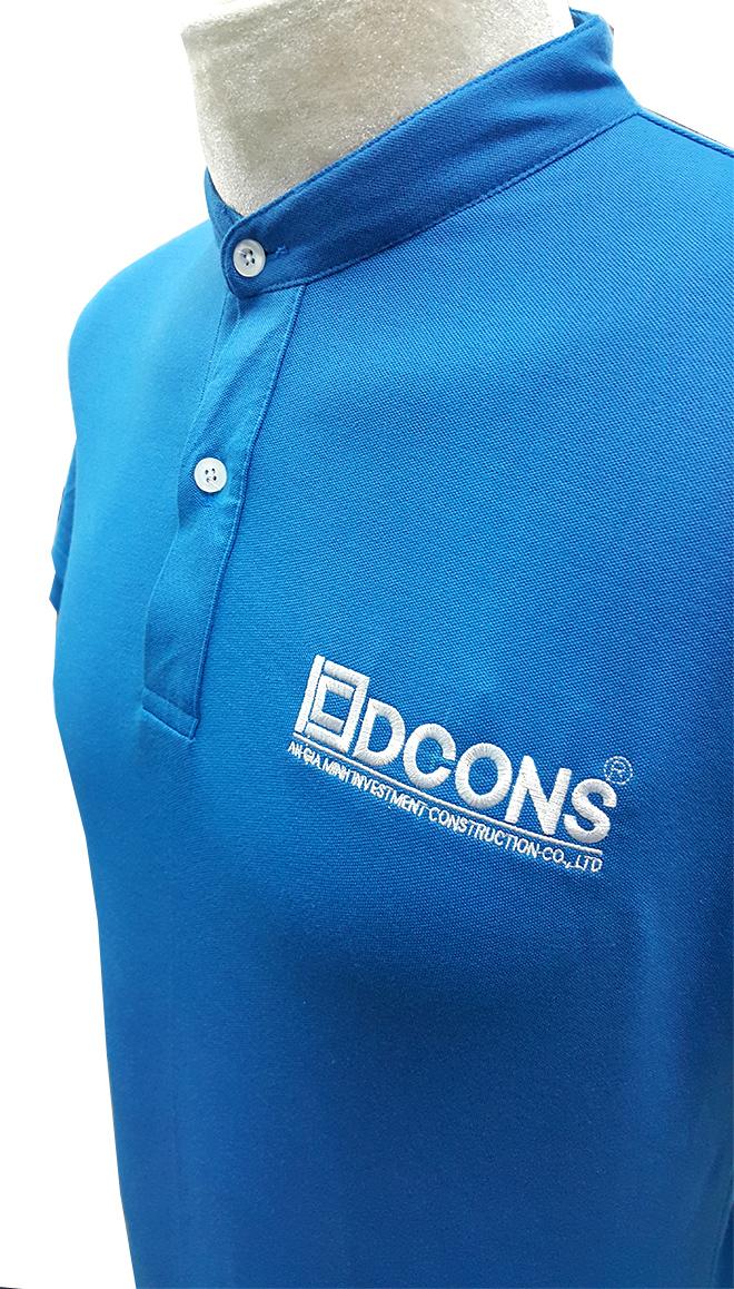 Đồng phục áo thun của công ty dcons - hình 3 - zeeuni.com