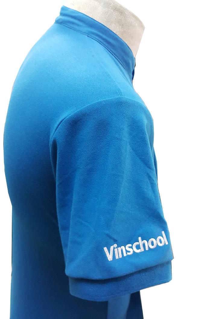 Đồng phục áo thun của công ty dcons - hình 4 - zeeuni.com