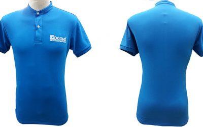 Đồng phục áo thun của công ty dcons - hình 1 -zeeuni.com