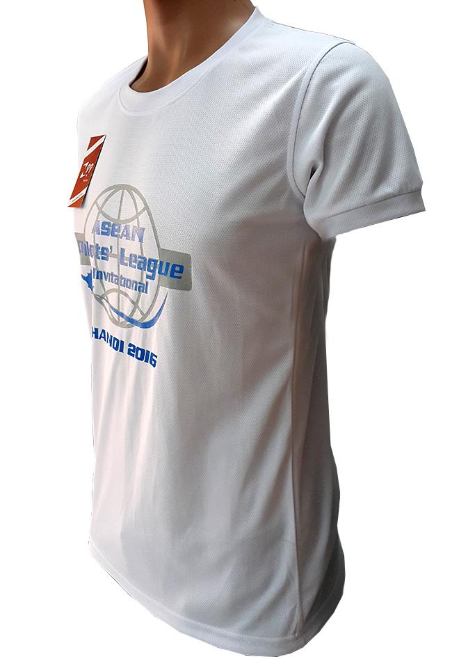 Đồng phục áo thun sự kiện Asean Pilots' League - hình 3 - zeeuni.com