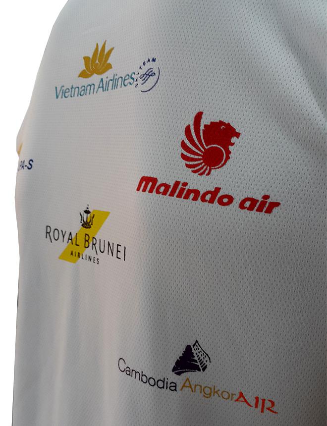 Đồng phục áo thun sự kiện Asean Pilots' League - hình 5 - zeeuni.com