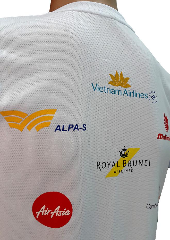 Đồng phục áo thun sự kiện Asean Pilots' League - hình 6 - zeeuni.com