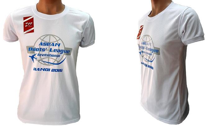 Đồng phục áo thun sự kiện Asean Pilots' League