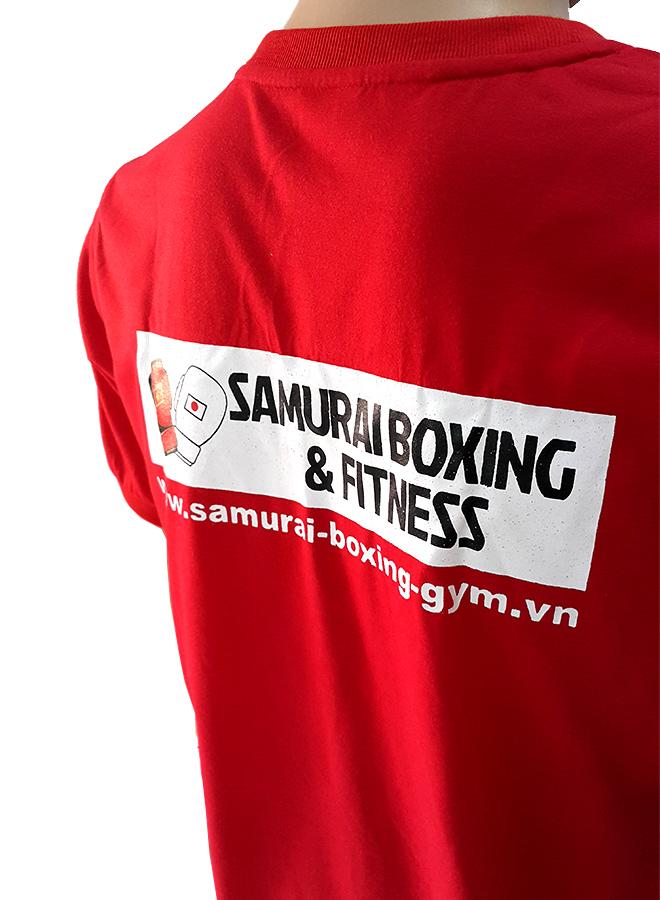 Đồng phục áo thun sự kiện Boxing - hình 2 - zeeuni.com