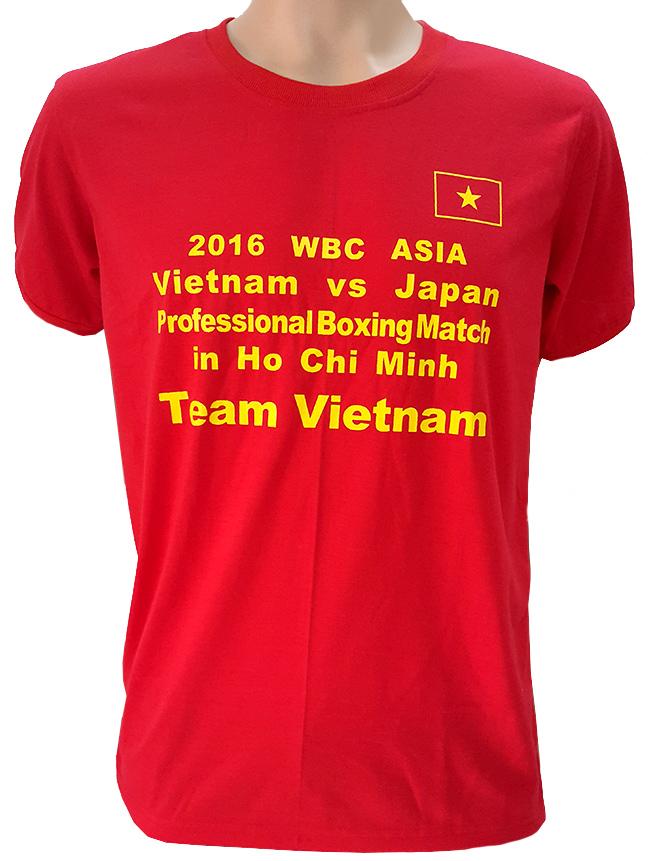 Đồng phục áo thun sự kiện Boxing - hình 1 - zeeuni.com