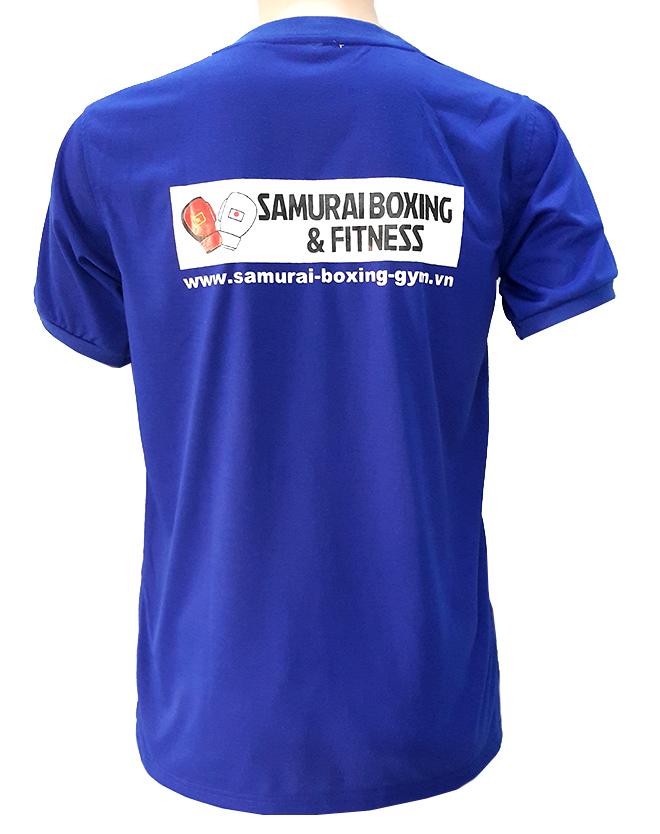 Đồng phục áo thun sự kiện Boxing - màu bích - hình 1 - zeeuni.com