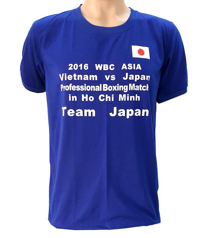 Đồng phục áo thun sự kiện Boxing - màu bích - hình 4 - zeeuni.com