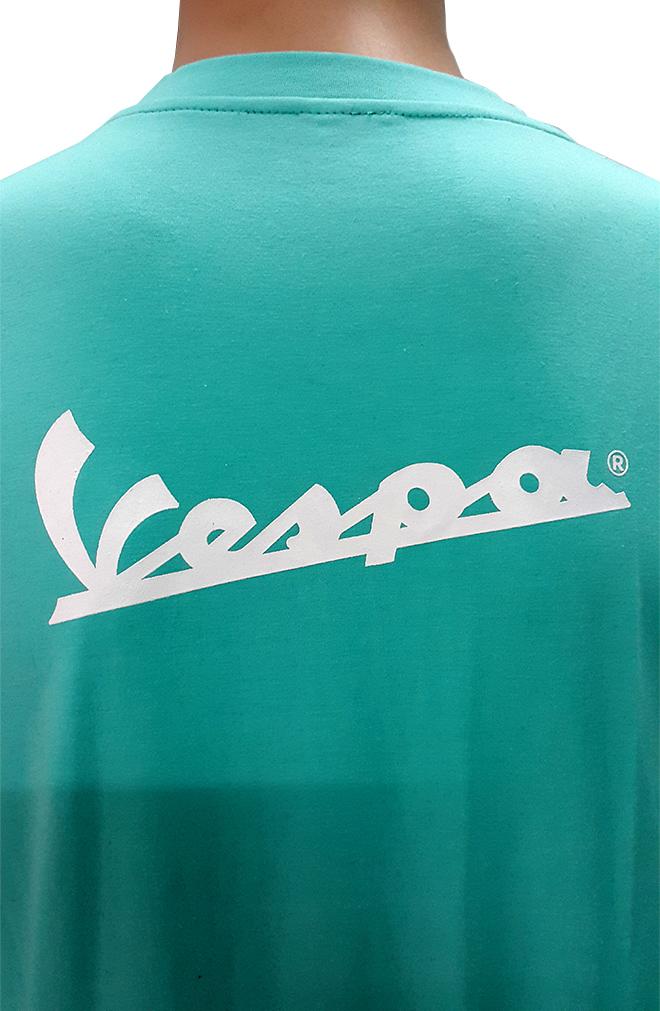 Đồng phục áo thun sự kiện kỷ niệm 70 năm thành lập của Vespa - hình 3 - zeeuni.com