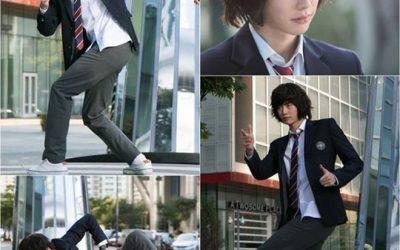 Những bộ đồng phục tuyệt đẹp trong Phim Hàn - Phần 2