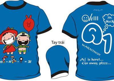 Đồng phục áo lớp theo yêu cầu - hình 6 - zeeuni.com