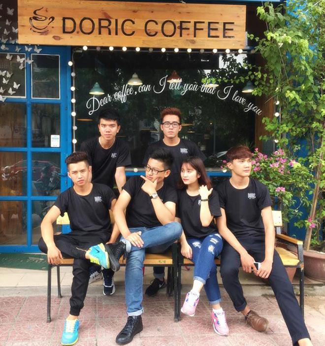 Đồng phục quán cafe đẹp hợp thời trang may ở đâu thì uy tín - 6 - zeeuni.com
