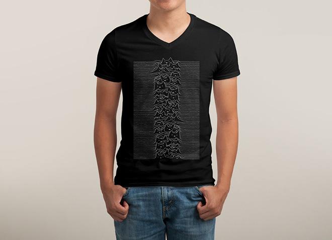 10 mẫu thiết kế áo thun đẹp nhất của Threadless - Furr Division - Hình 3