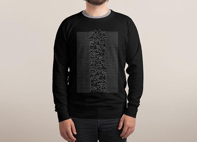 10 mẫu thiết kế áo thun đẹp nhất của Threadless - Furr Division - Hình 4