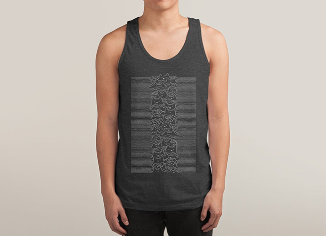10 mẫu thiết kế áo thun đẹp nhất của Threadless - Furr Division - Hình 5