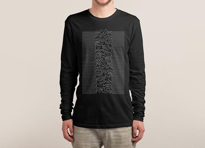 10 mẫu thiết kế áo thun đẹp nhất của Threadless - Furr Division - Hình 6