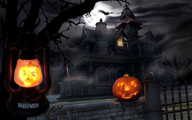 May áo thun halloween đẹp, đa dạng