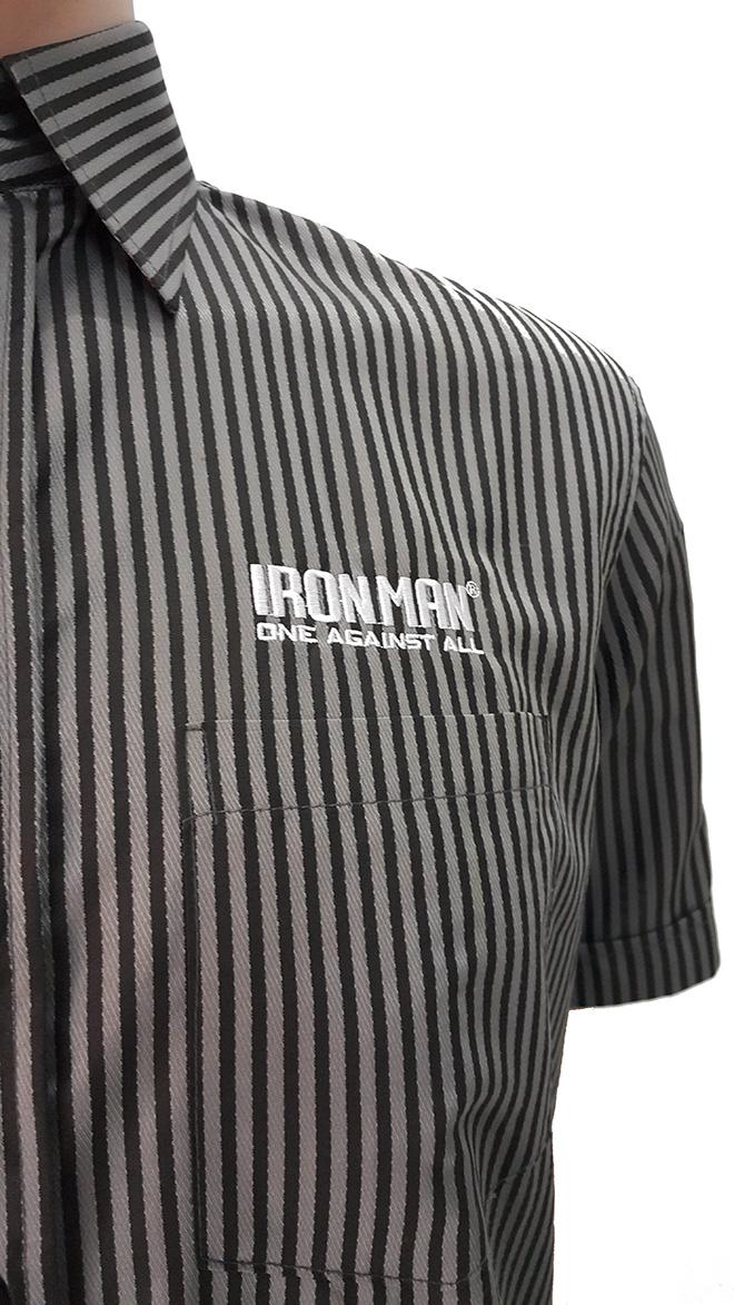 Áo sơ mi đồng phục công sở Ironman One Against All - hình 2