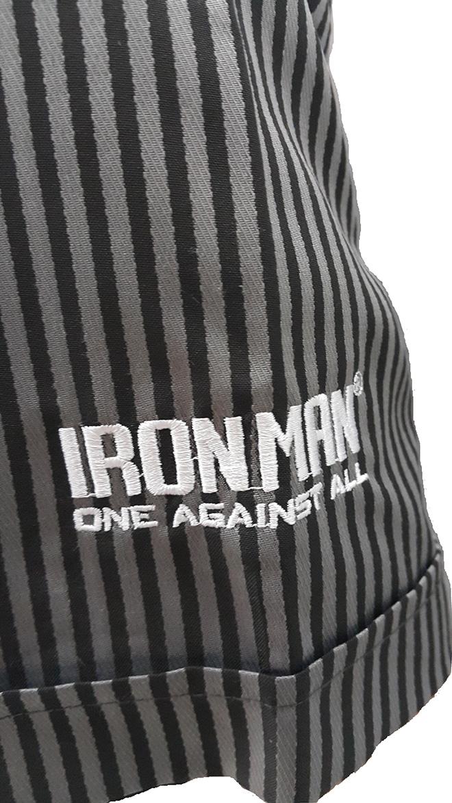 Áo sơ mi đồng phục công sở Ironman One Against All - hình 3