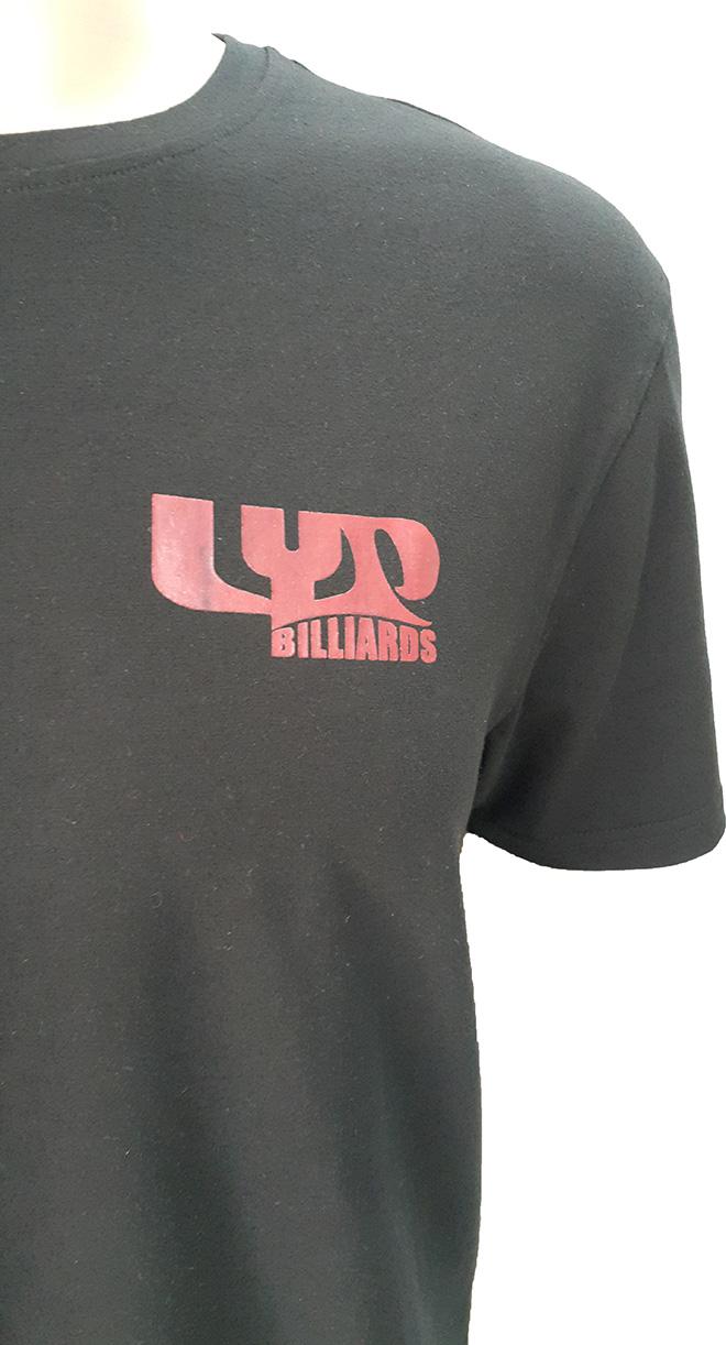 Áo thun đồng phục của LYP Billiards - hình 4
