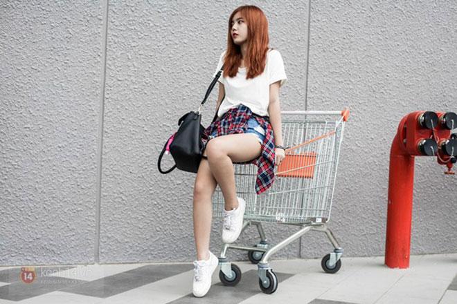 Mặc áo thun đẹp dành cho nữ - hình 14 - zeeuni.com