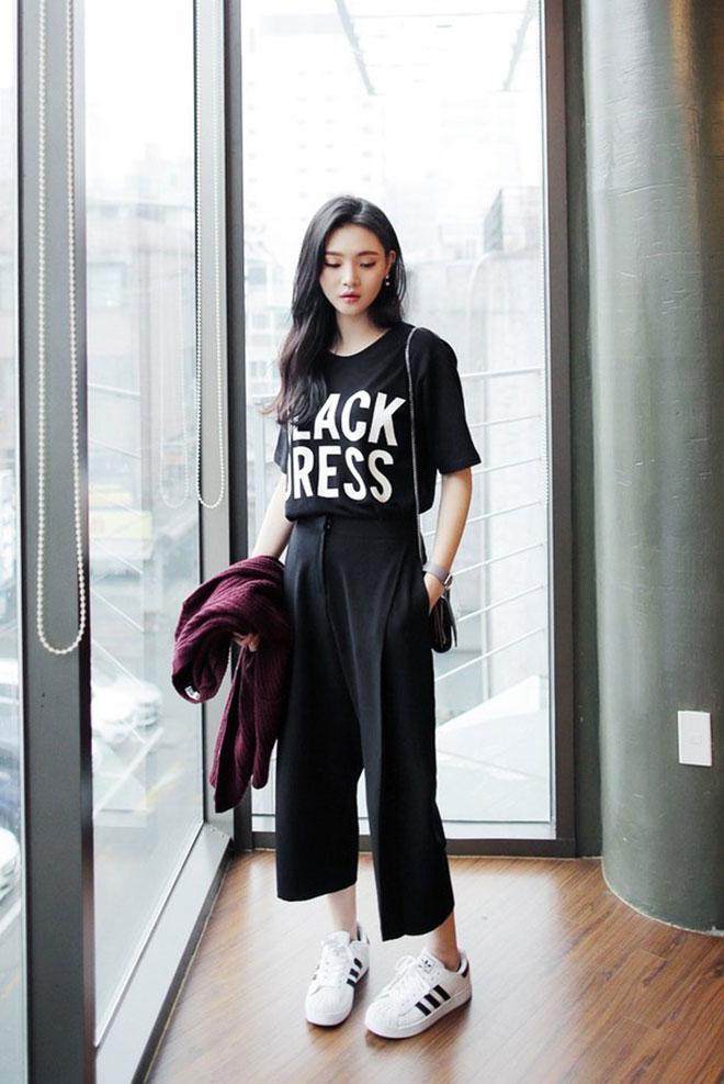 Mặc áo thun đẹp dành cho nữ - hình 4 - zeeuni.com