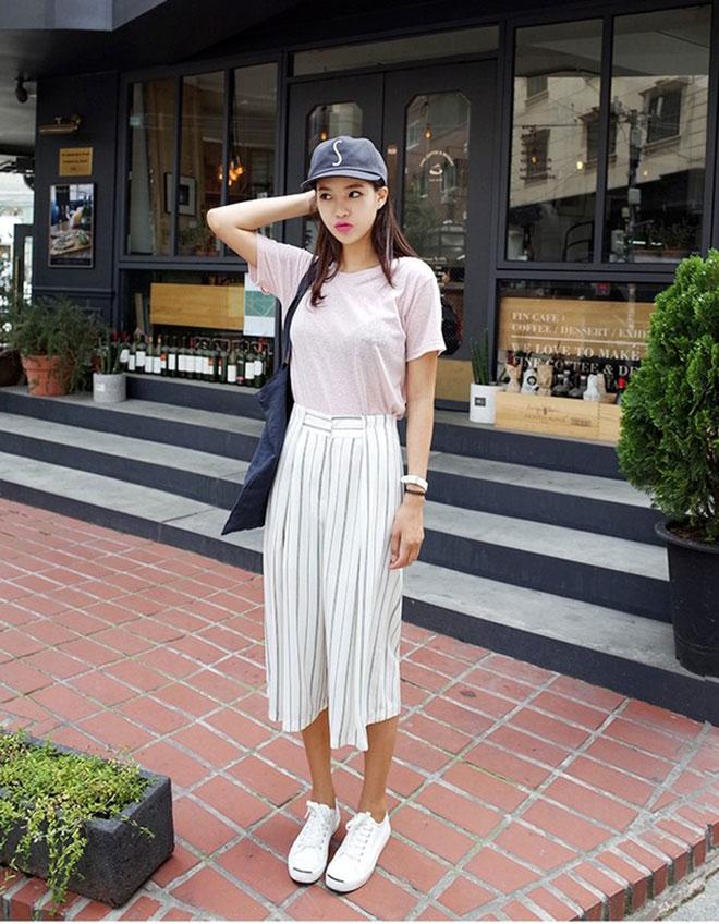 Mặc áo thun đẹp dành cho nữ - hình 5 - zeeuni.com