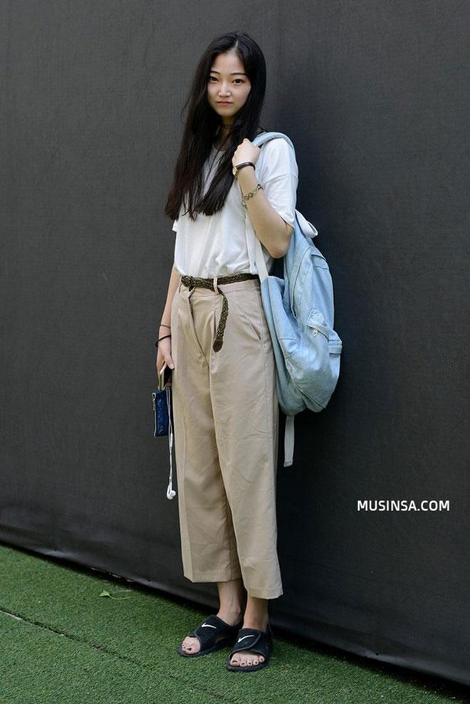 Mặc áo thun đẹp dành cho nữ - hình 7 - zeeuni.com