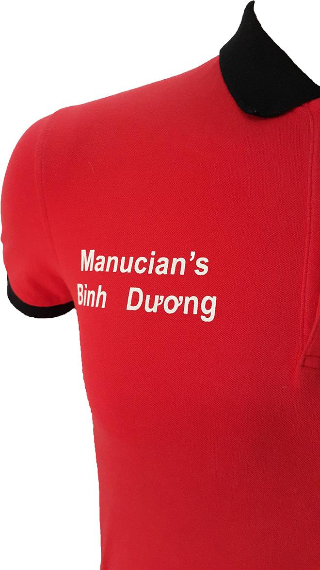 Áo nhóm fanclub MU - Manucians Bình Dương - 3