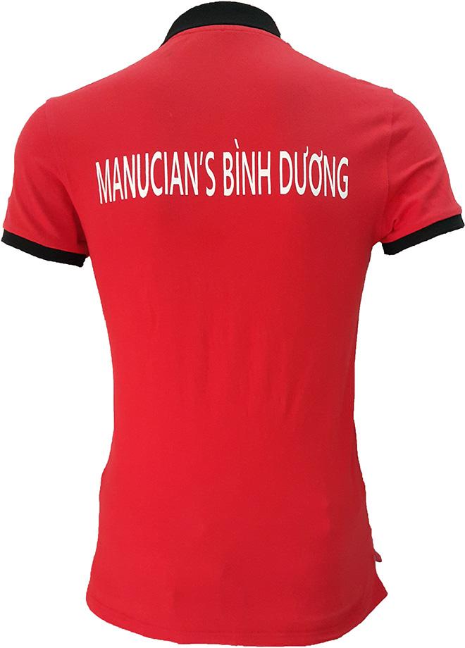 Áo nhóm fanclub MU - Manucians Bình Dương - 4