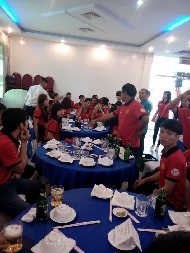 Áo nhóm fanclub MU - Manucians Bình Dương - 6