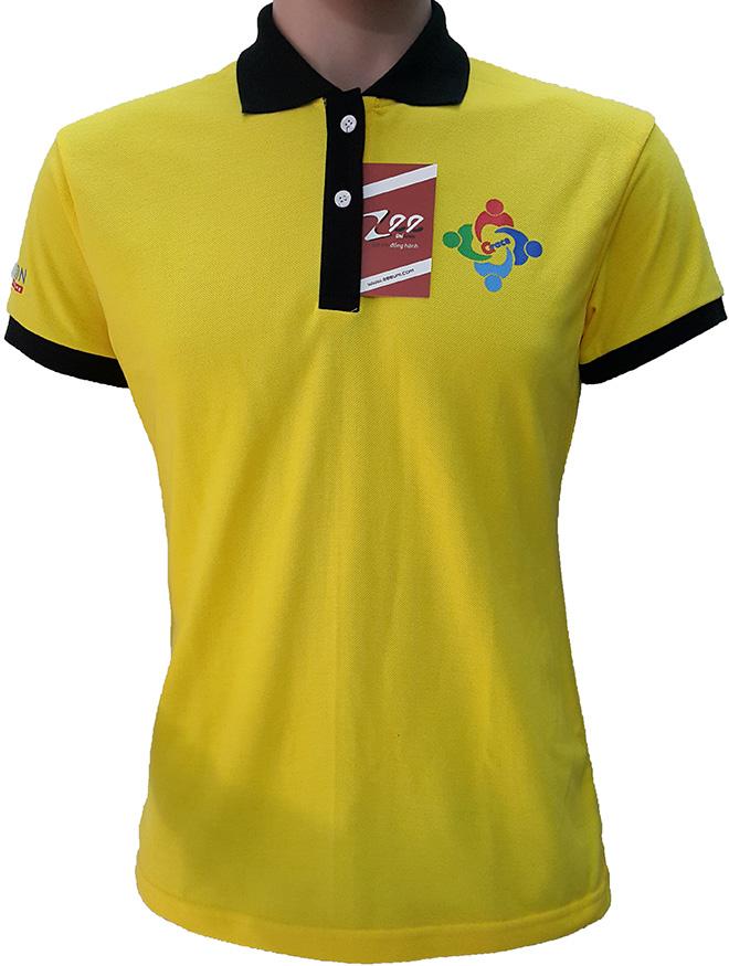 Áo thun đồng phục của HD SAISON - mặt trước