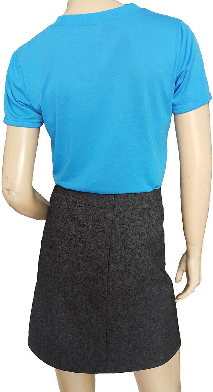 Mặt sau của áo thun đồng phục lớp Were So Cool.