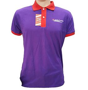 Mẫu áo thun đồng phục của AK Auto Center