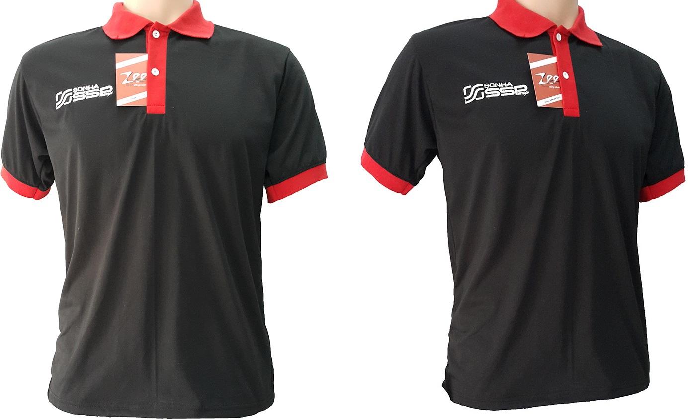 May áo thun quảng cáo của tập đoàn Sơn Hà