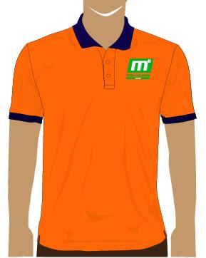 Mẫu thiết kế áo thun cho Minh Khang