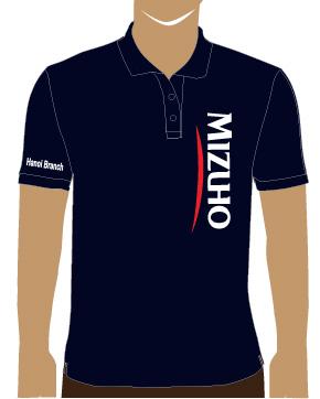 Mẫu thiết kế ao thun cho Mizuho