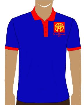 Mẫu thiết kế ao thun cho Thang Long Ky Dao